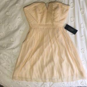 J crew bridesmaids dress